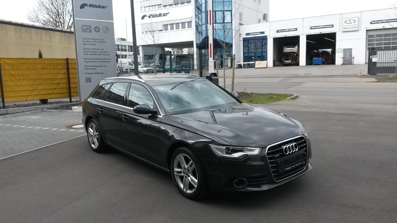 Audi A6 Avant; 3,0 TDI s-tronic quattro